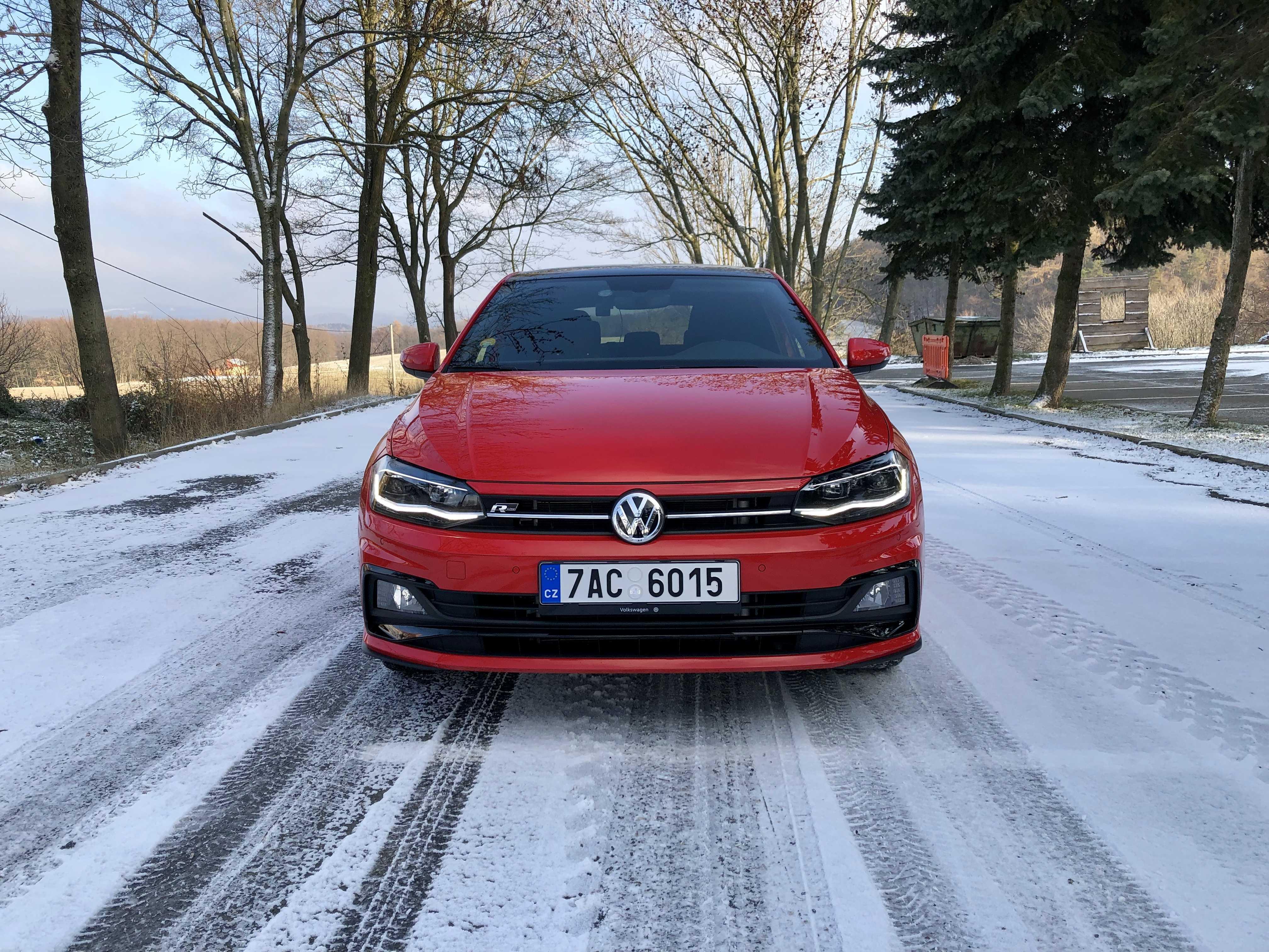 VW Polo HL R-Line