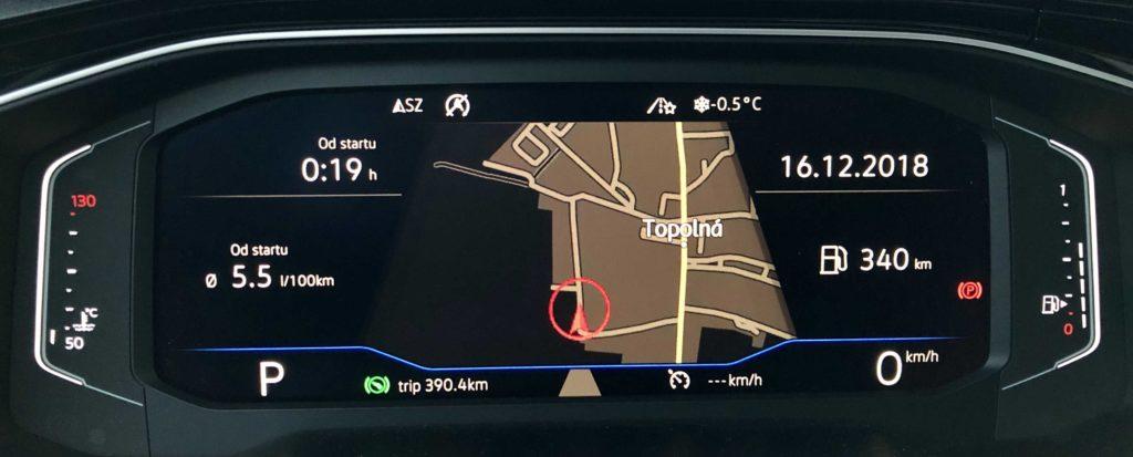 Active Info Display