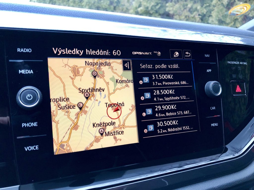 Car-net Guide & Inform