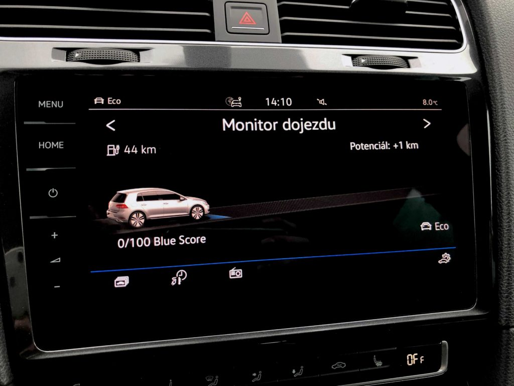 Infotainment Discover Pro