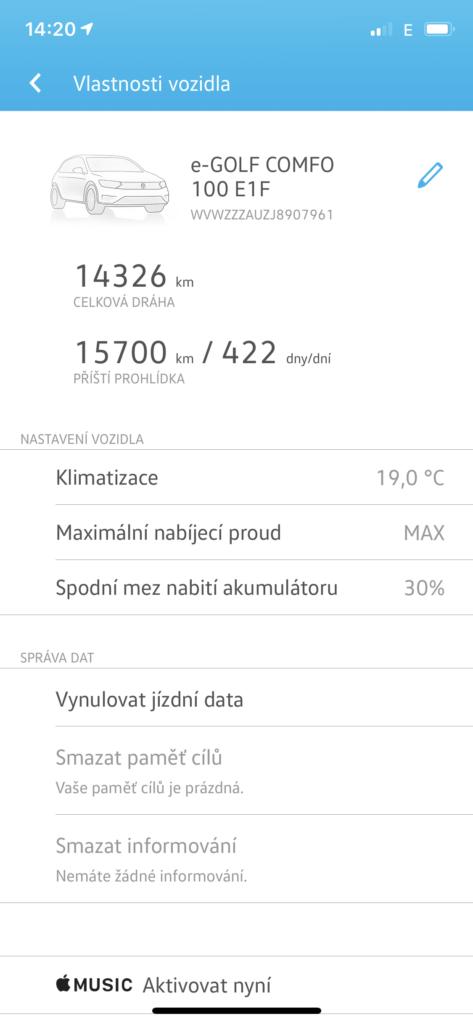 Car-net aplikace