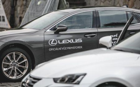 Primátorky 2019 Lexus
