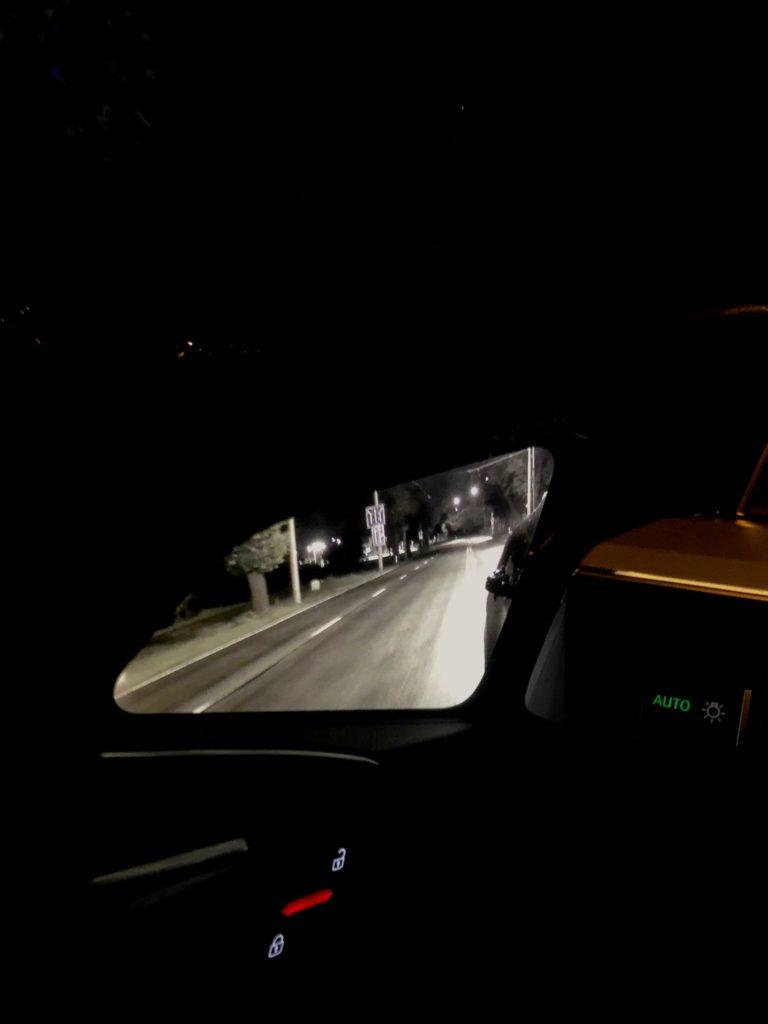 Audi Virtuální zrcátka