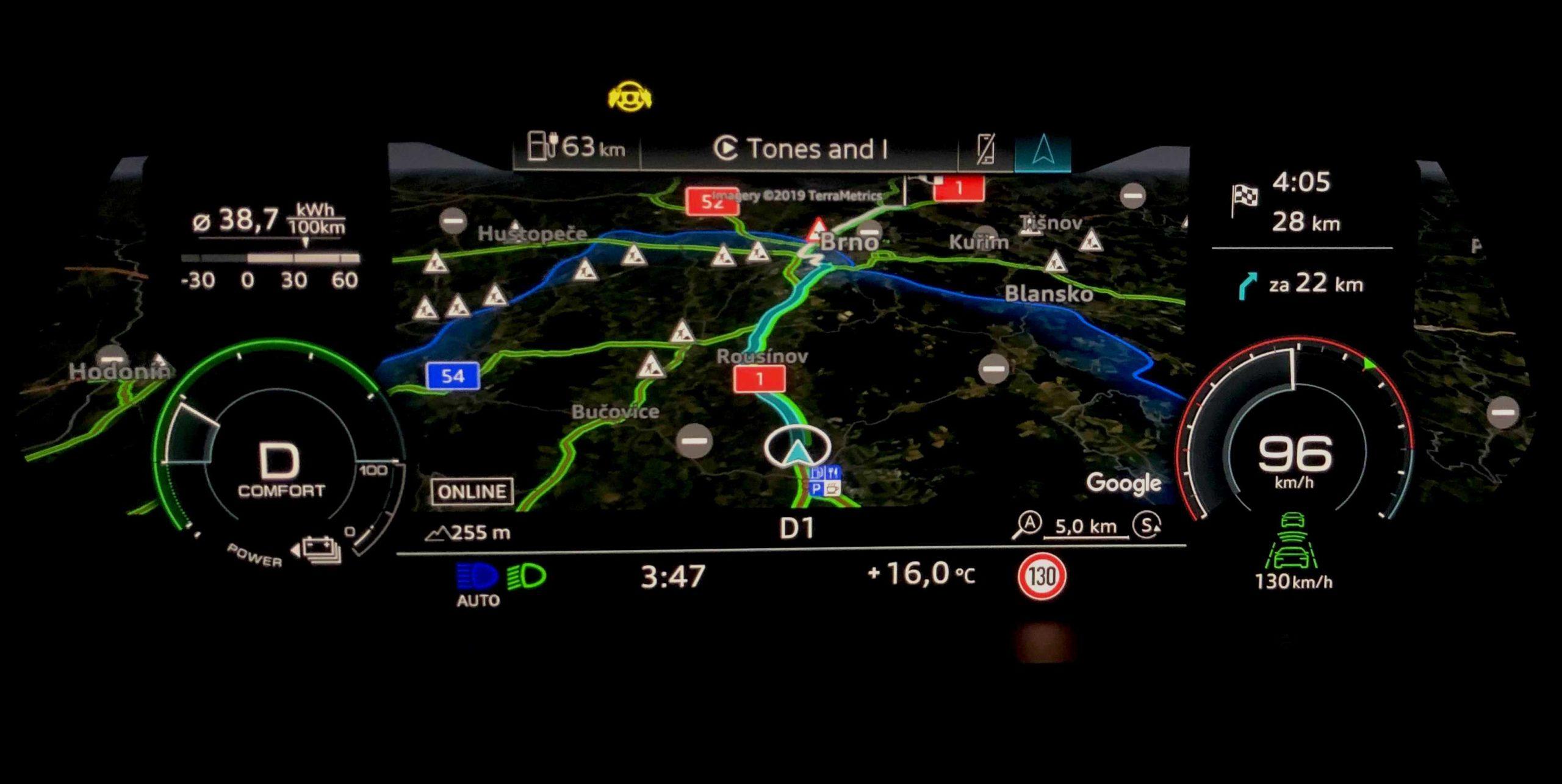 Audi VirtualCockpit