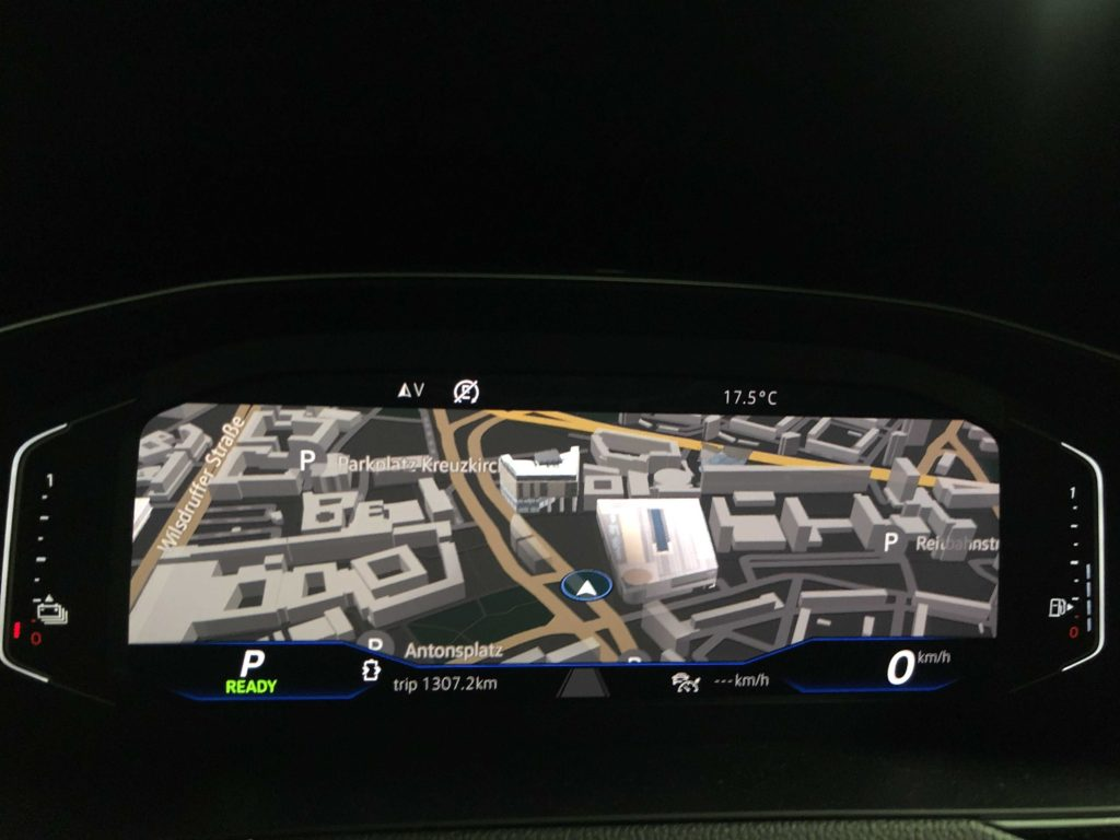 Info Active Display