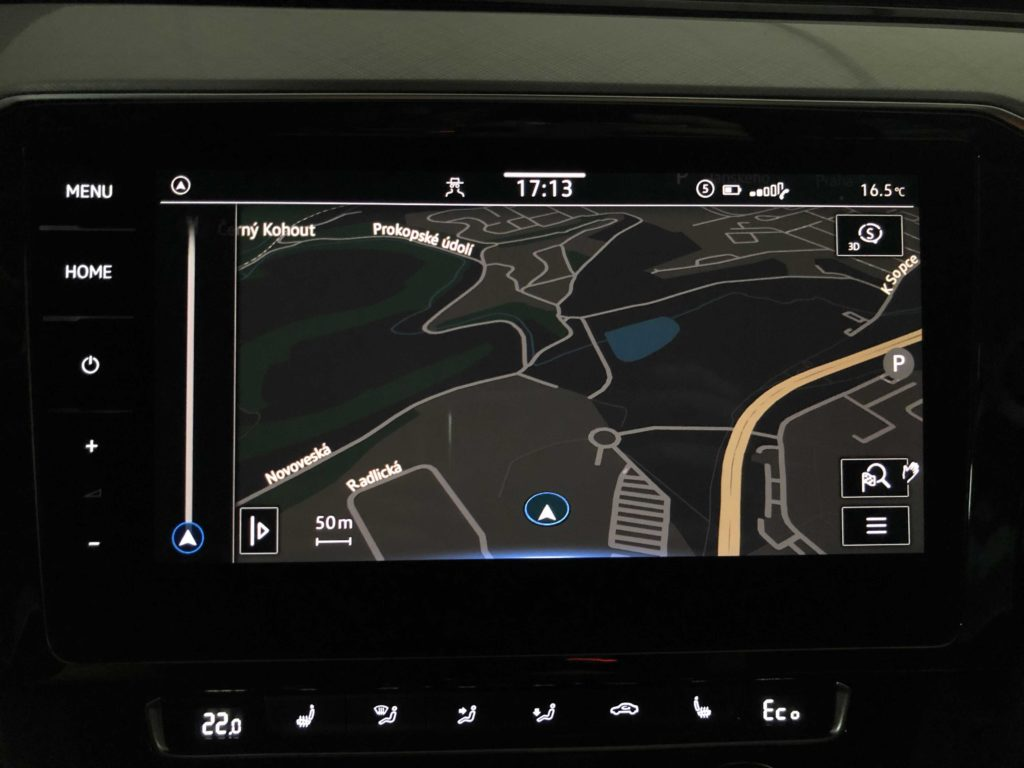 Infotainment Discover Pro (MIB3)