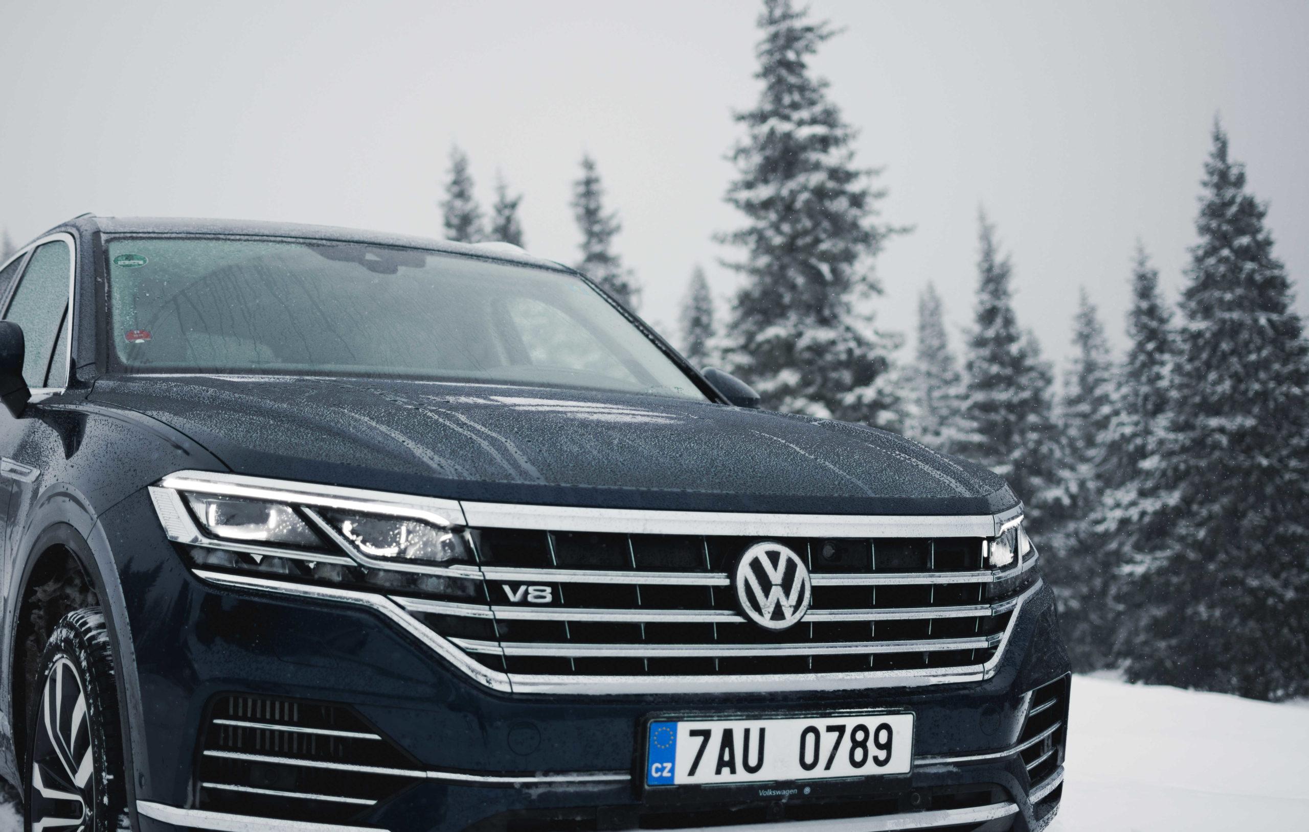 Volkswagen Toureg V8