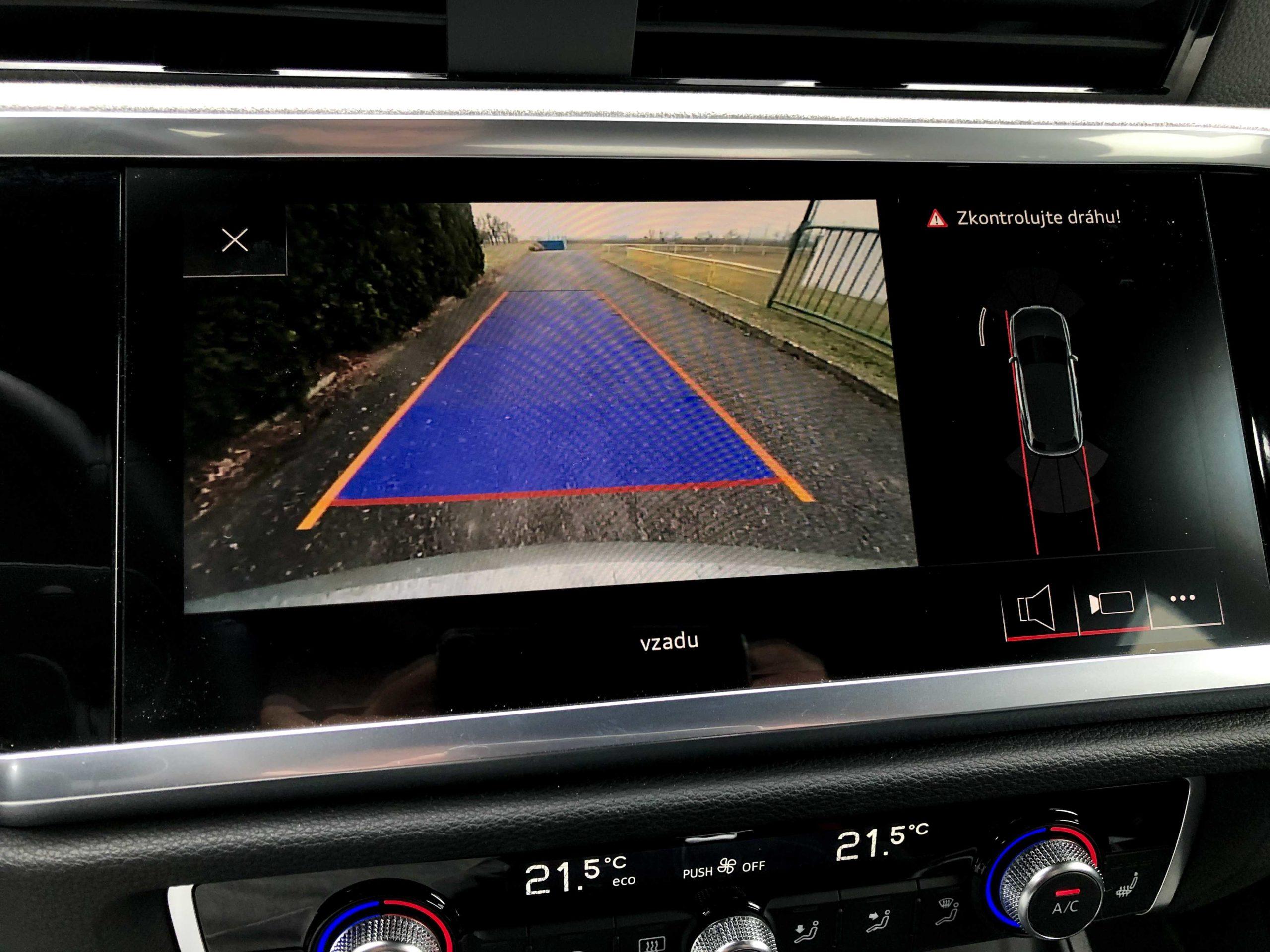 Audi Parking System