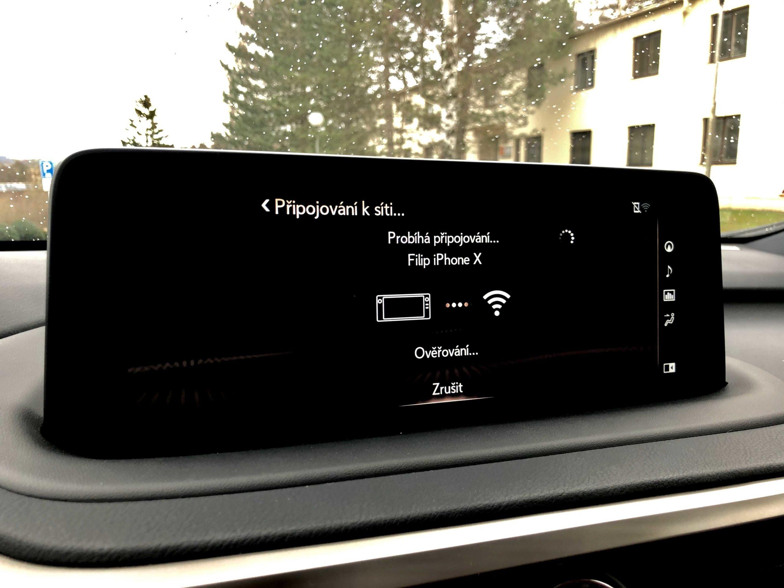 Lexus Connected Services