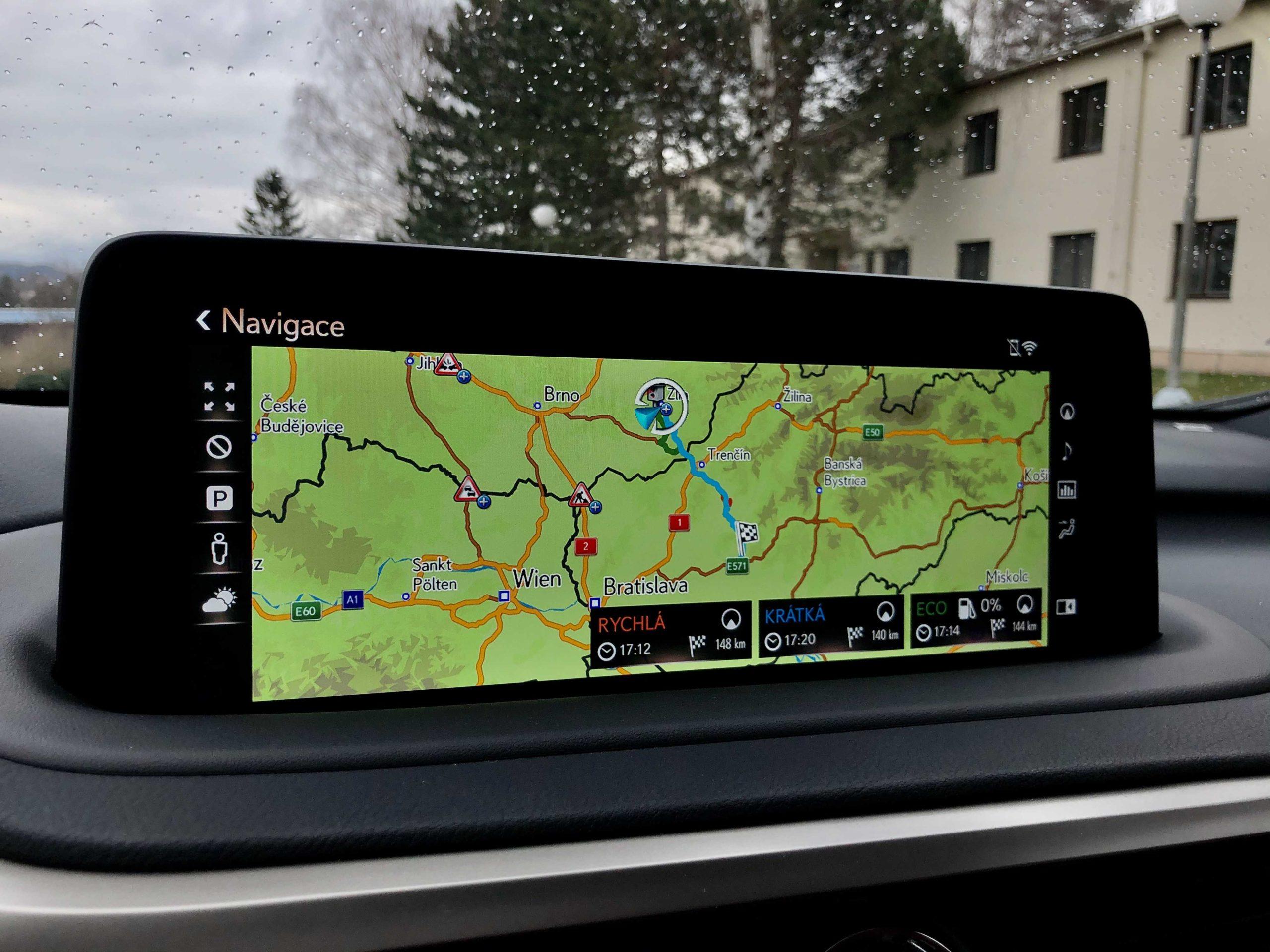 Lexus Navigation premium