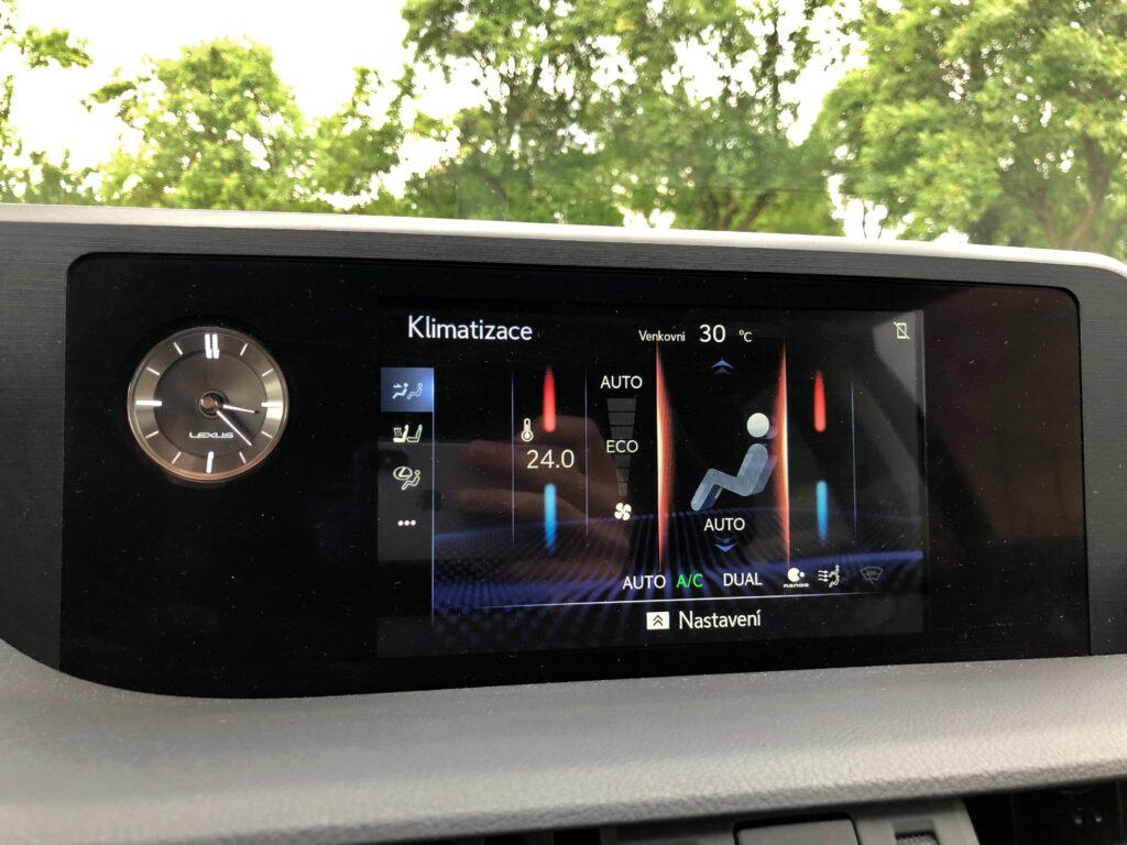 Lexus ES300h_infotainment