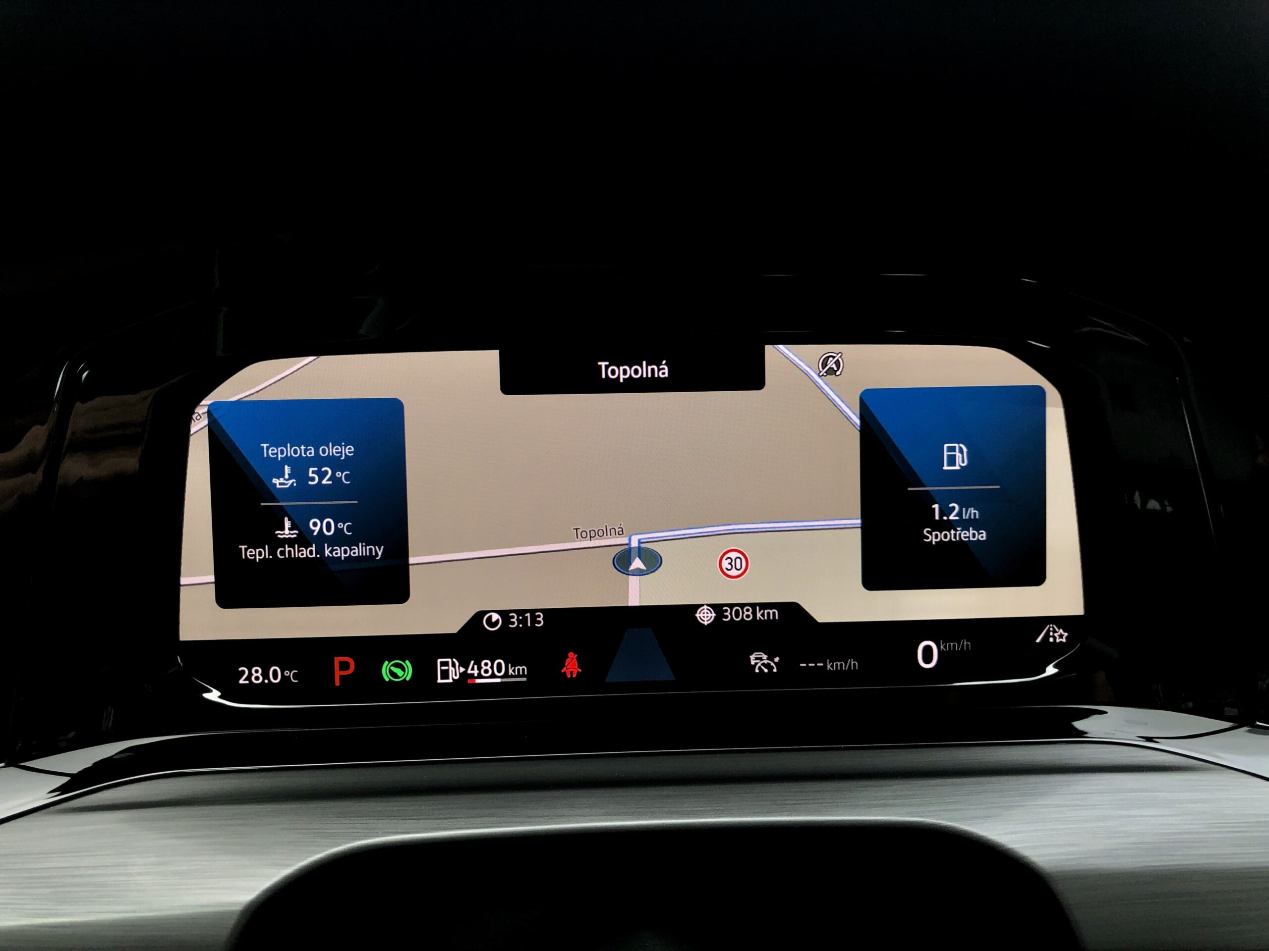 Volkswagen Golf_active_info_display_2