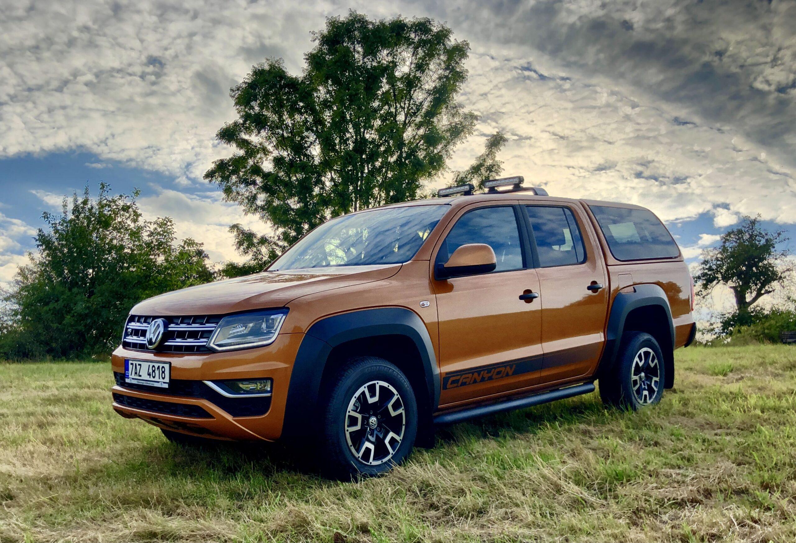 Volkswagen Amarok Canyon 1