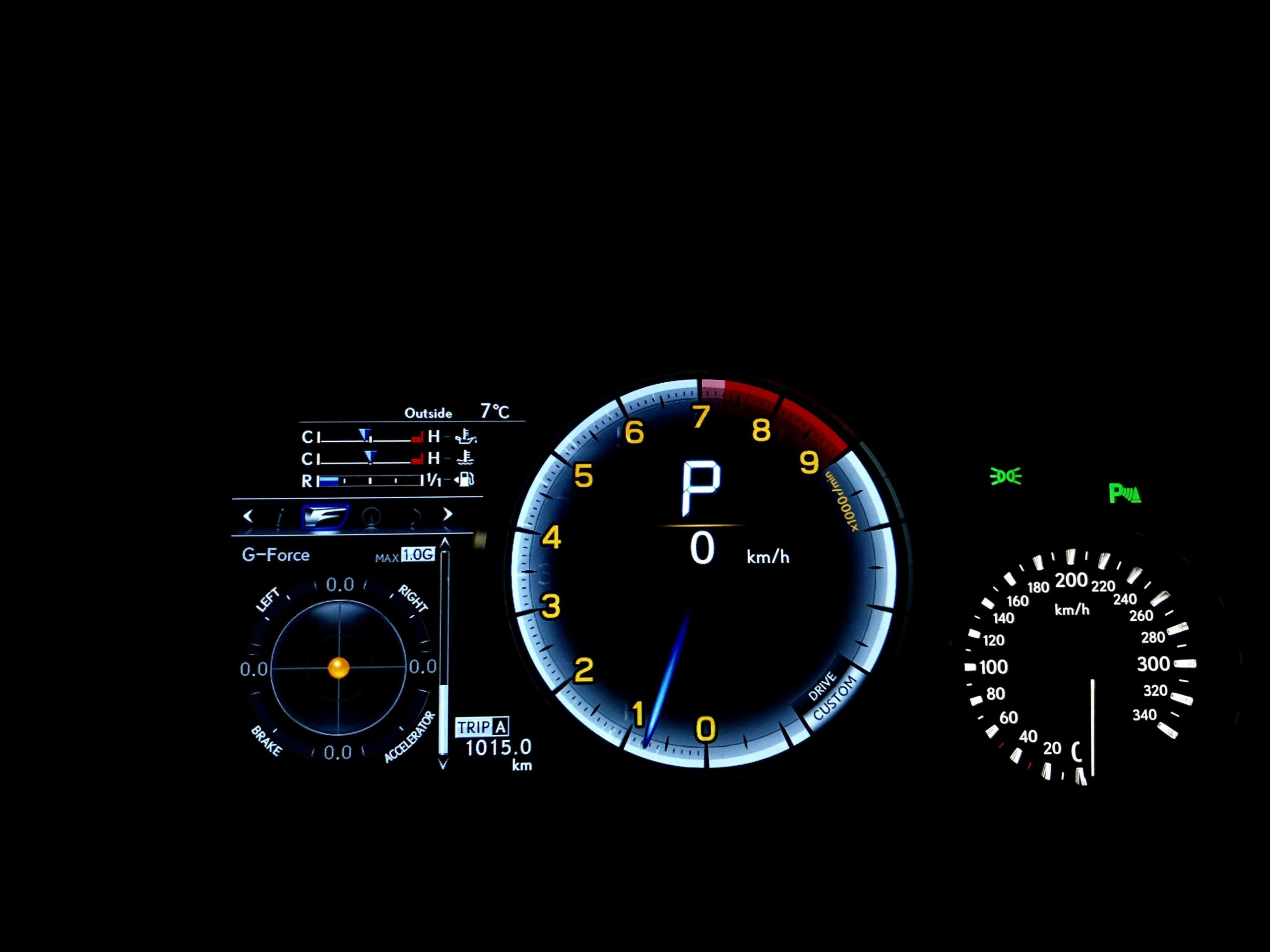 Lexus RC F Track Edition_digitální_kaplička