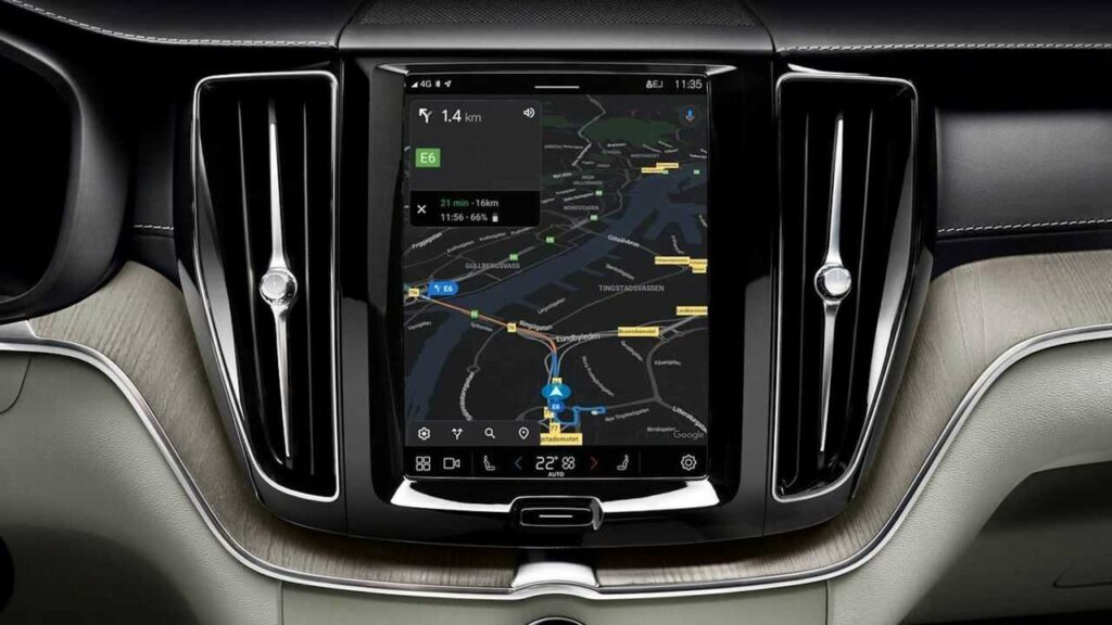 Volvo Android infotainment_2
