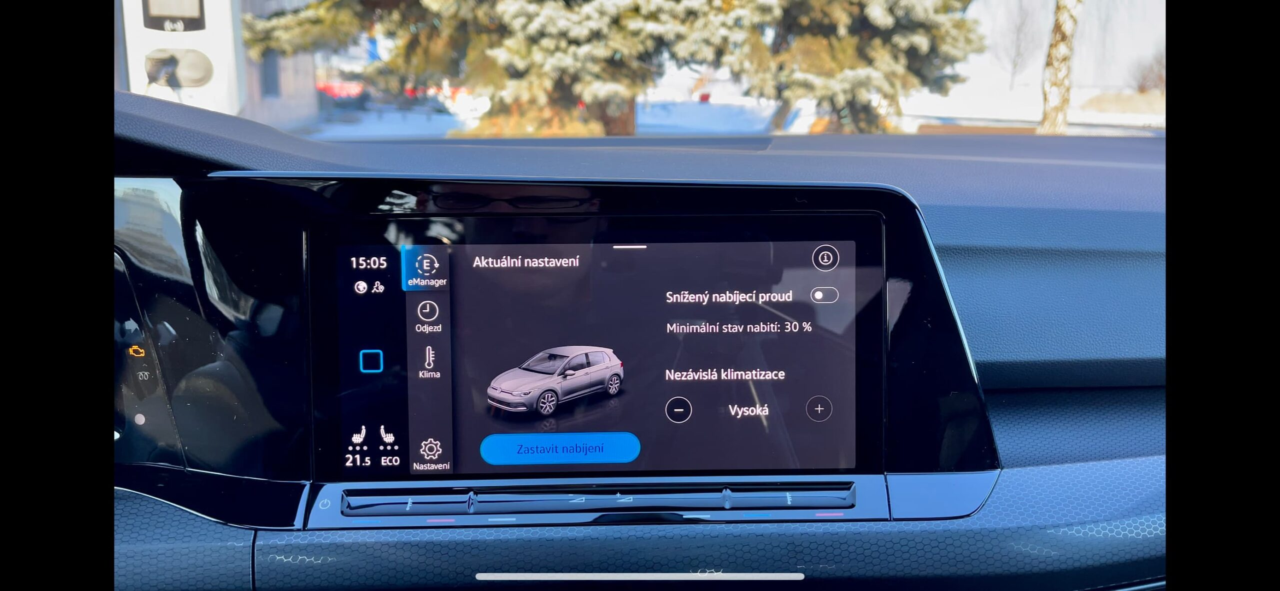Volkswagen Golf GTE_weconnect_1