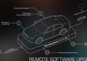 BMW operacni system 7 aktualizace