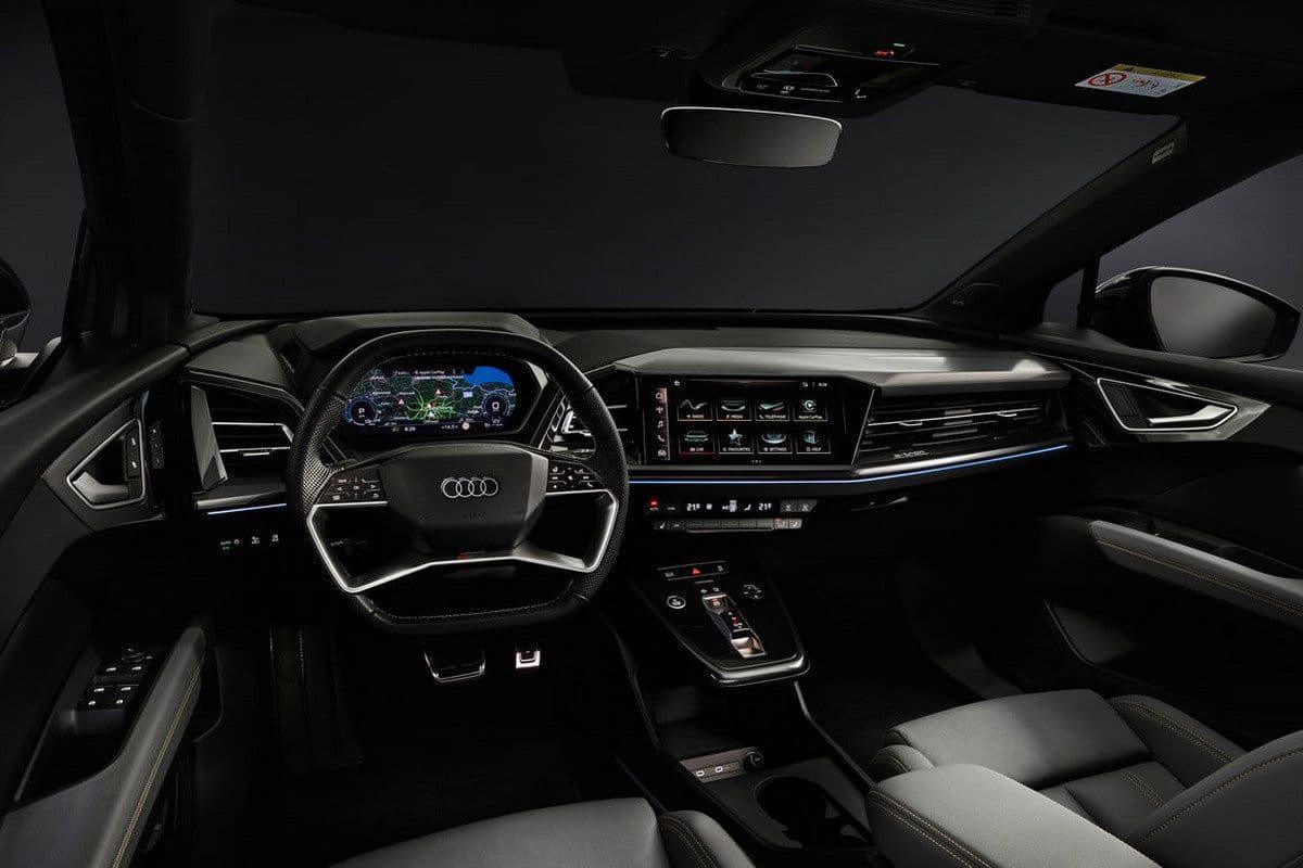 Audi Q4 e-tron_interier_1