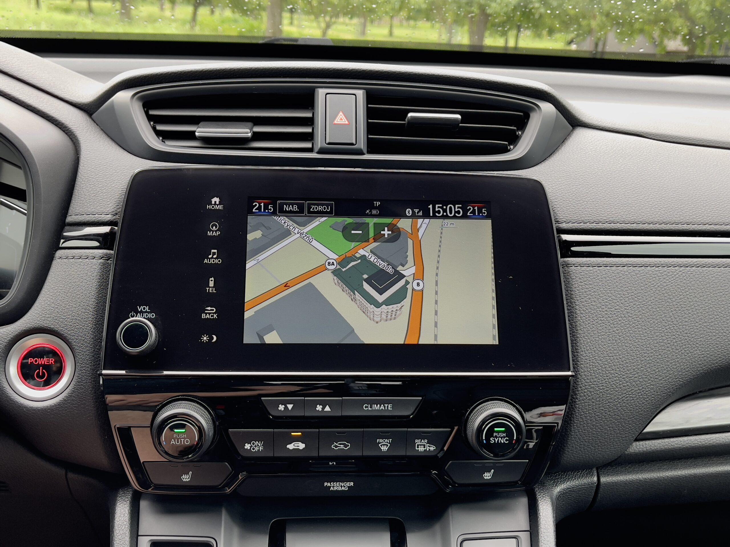 Honda CR-V_infotainment_3