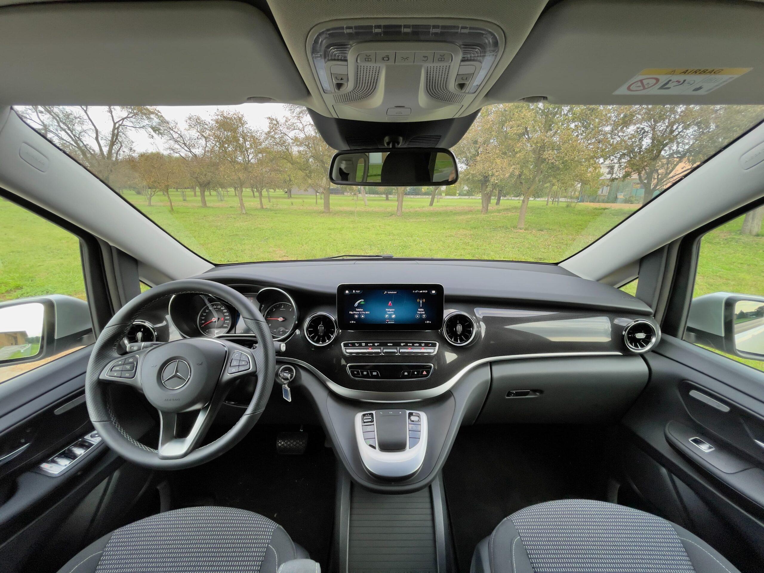 Mercedes-Benz V250d_interier_1